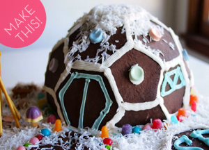 Gingerbread Dome