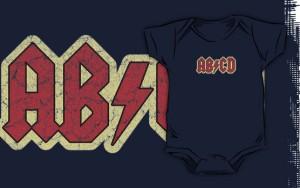 ABCD Onsie