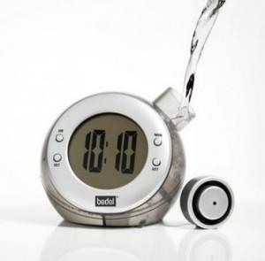 Water Powered Clock