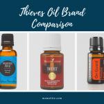 thieves oil brand comparison