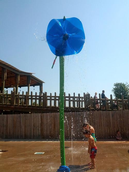 knoxville zoo splash pad