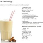 apple pie shakeology