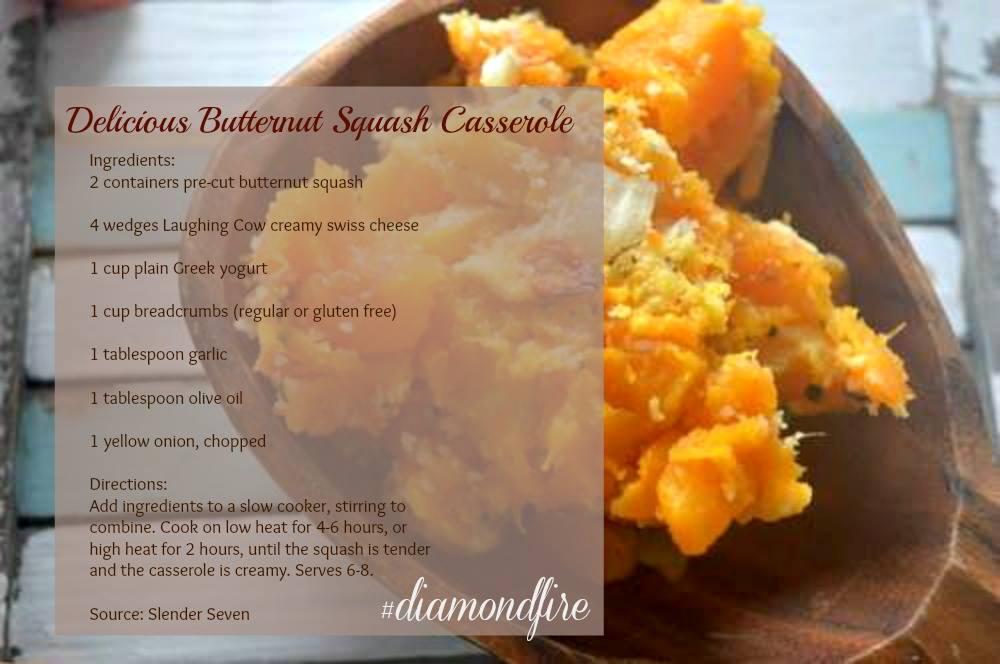 butternut squash crock pot