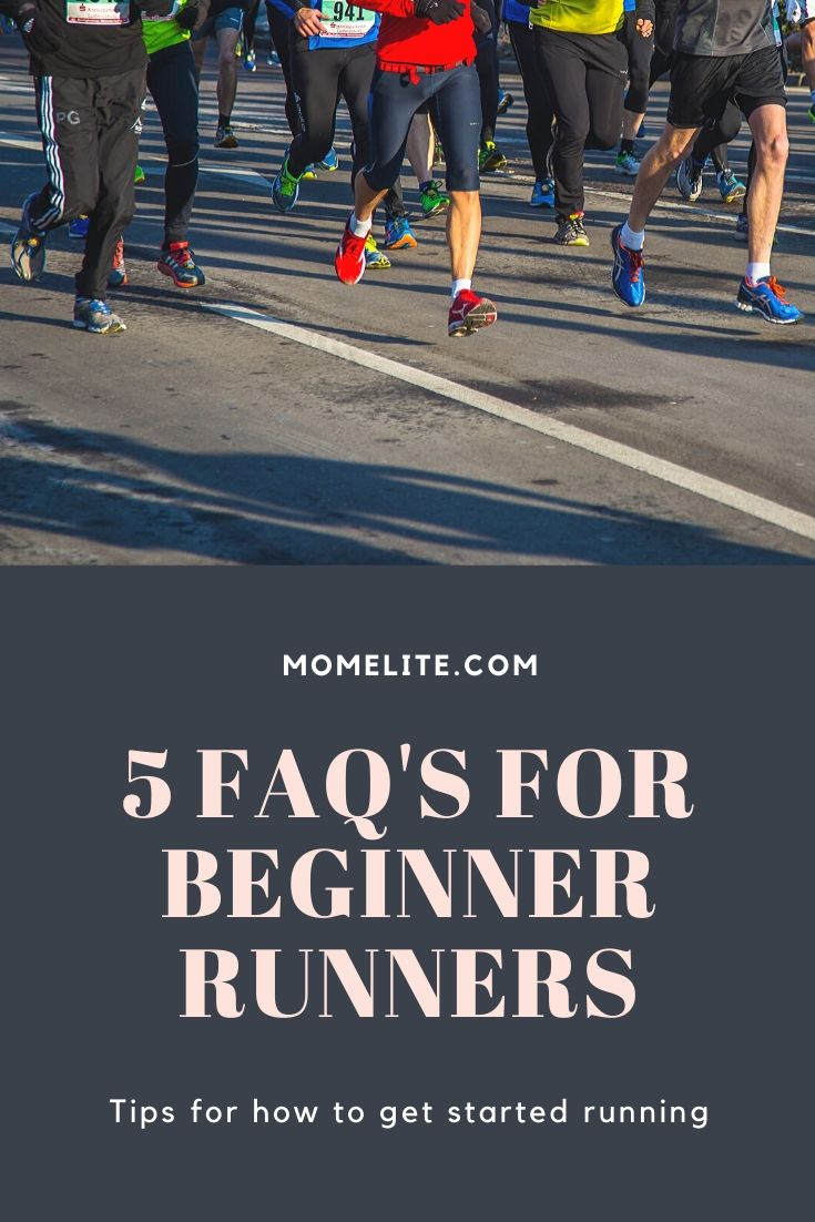frequently asked questions for beginner runners