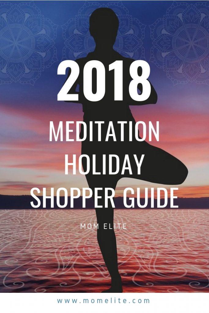 meditation holiday shopping guide