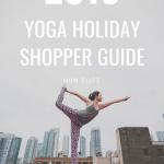 yoga holiday shopping guide