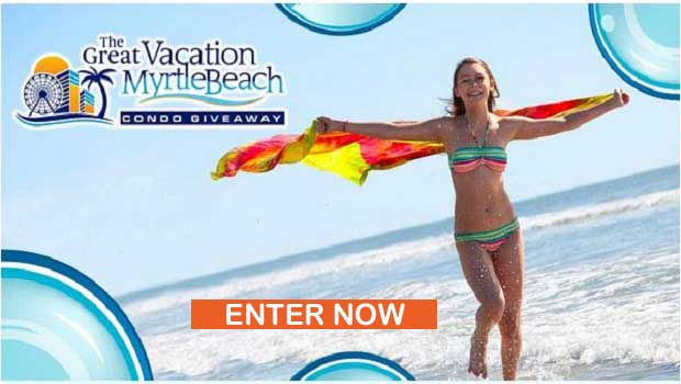 Myrtle Beach Giveaway