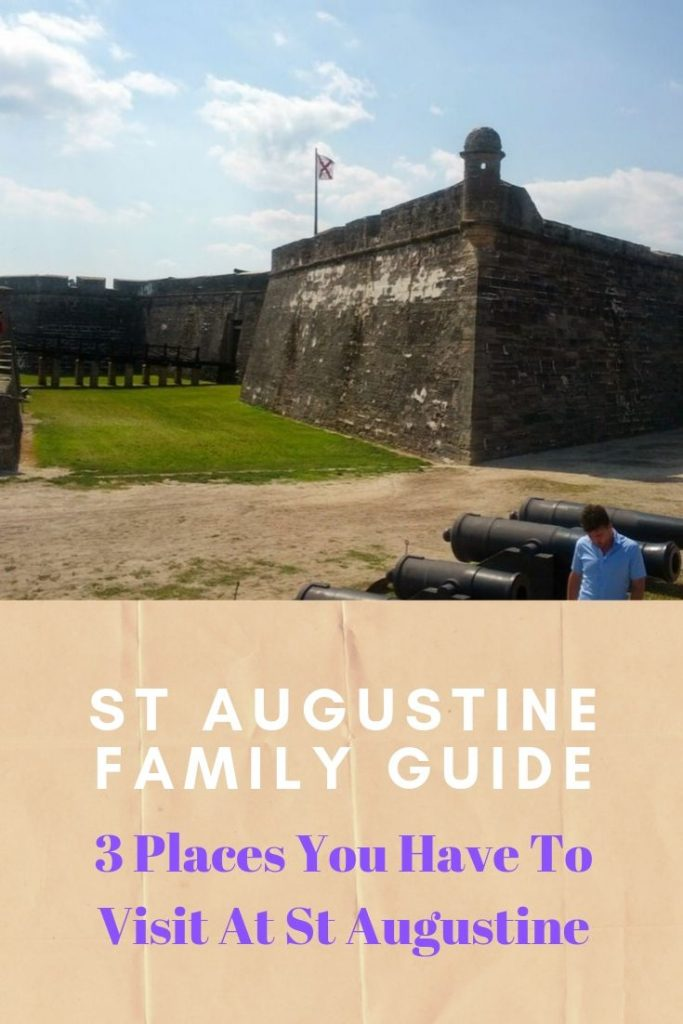 st augustine family guide
