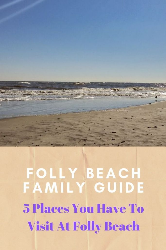 folly beach family guide
