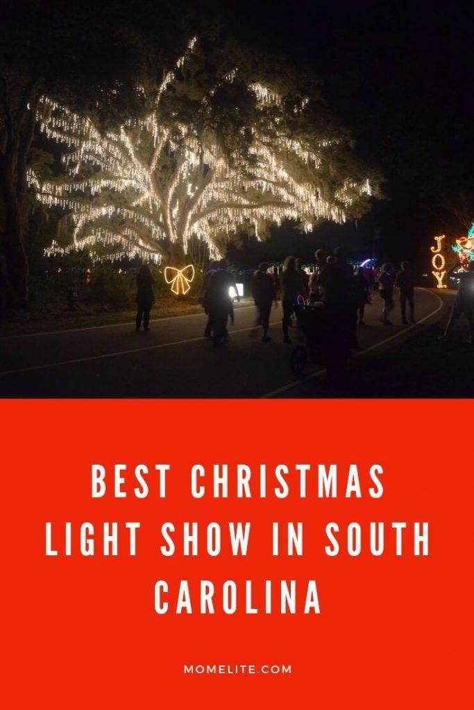 best christmas lights in south carolina