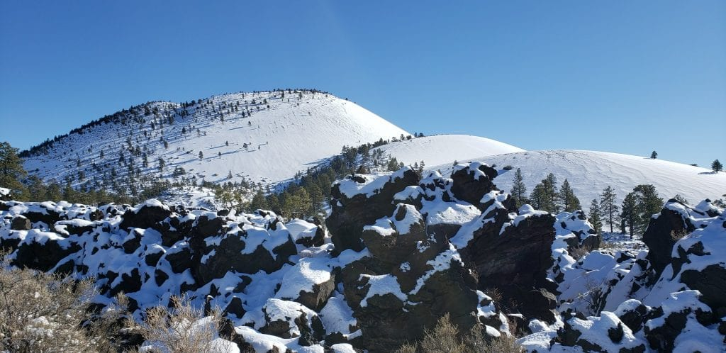 lennox crater volcano