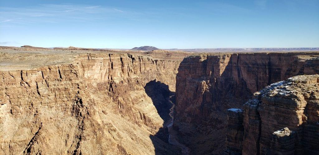 Little Colorado River Gorge Overlook