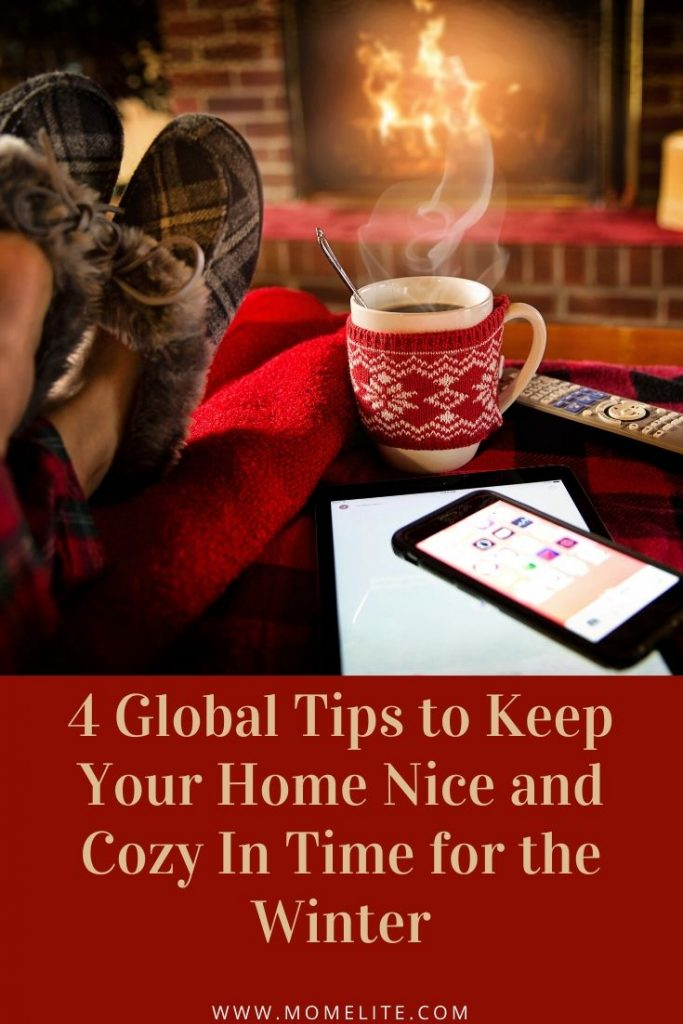 4 global tips to keep your home nice and cozy in time for the winter