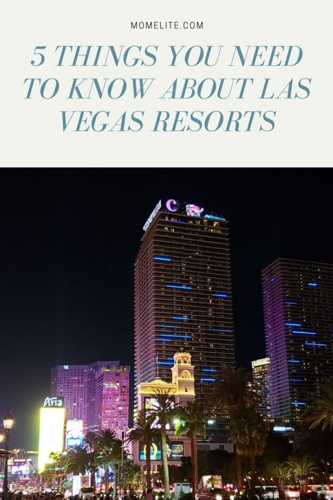 5 things you need to know about las vegas resorts