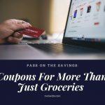 pass on the savings